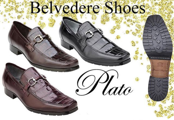 Men's Loafers | Plato, by Belvedere Shoes