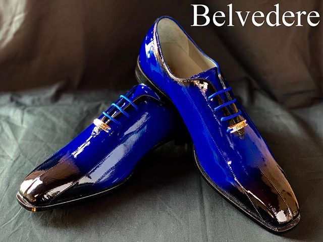 Stella: Men's Eel Dress Shoes by Belvedere