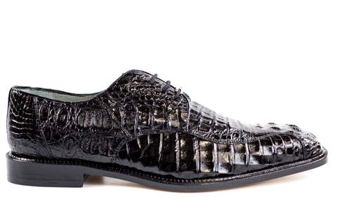 Chapo, in Black Hornback Crocodile Dress Shoes Style: 1465
