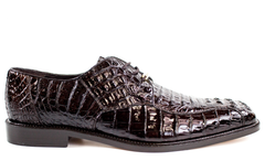 Chapo, in Brown Hornback Crocodile Dress Shoes Style: 1465