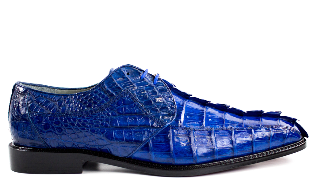 Colombo, Hornback Crocodile Dress Shoes Style: 1494