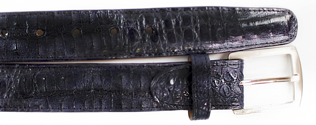 Caiman Belt- Navy