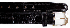 Eel Belt- Black
