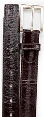 Eel Belt- Brown- CLOSE OUT