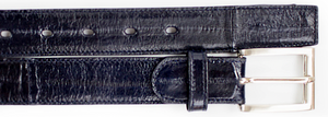 Eel Belt- Navy