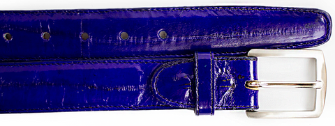 Eel Belt- Purple