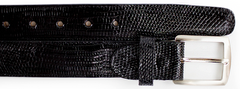 Lizard Belt- Black