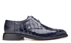 Susa, in Navy Genuine Alligator Dress Shoes, Style: P32