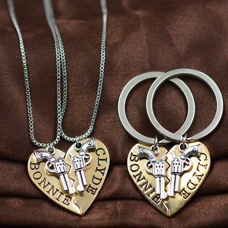 bff chain gift two friends necklaces wholesale necklace silver best product broken part friendship heart partner pendant dolphin quot tone jewelry crystal