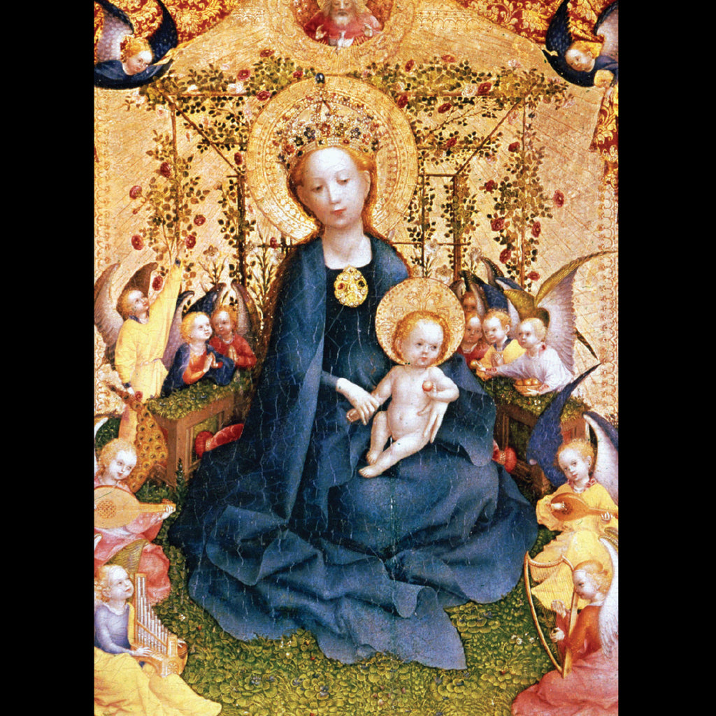 Madonna of the Rose Bower