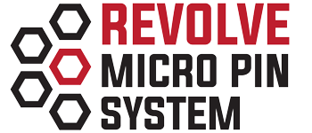 Custom Bow Equipment Key Features - Revolve Micro Pin System