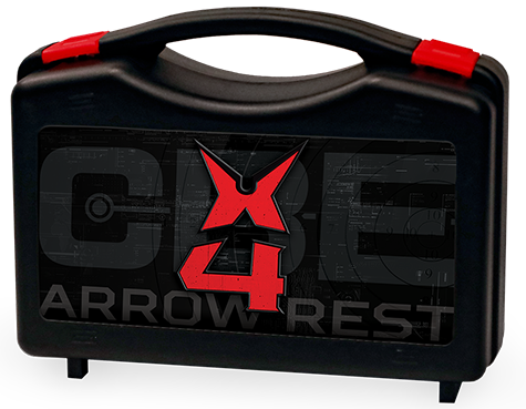 X4 Arrow Rest Case