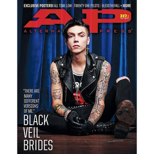 [317.2] Black Veil Brides Magazines Alternative Press