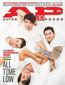 319.1 All Time Low - Alternative Press