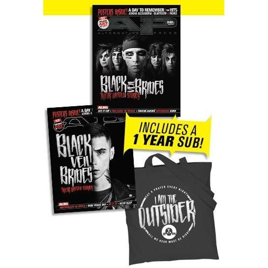 Black Veil Brides Subscription Bundle