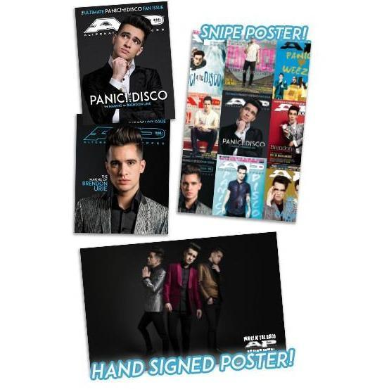Panic! At The Disco Collector Bundle