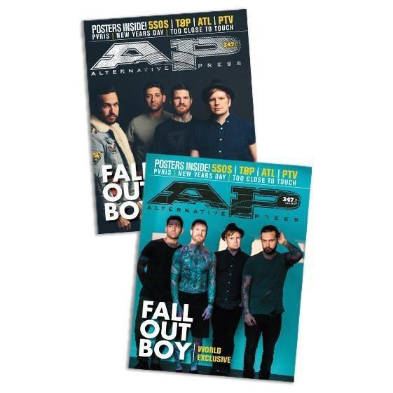 Fall Out Boy Magazine Bundle