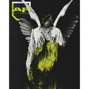 [356] Underoath - Solo Rider Magazines Alternative Press