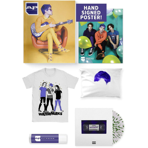 Awsten Knight // Waterparks ['Entertainment' Bundle] [354]