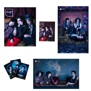 Palaye Royale on Alternative Press Magazine Issue 357 Side A Collection