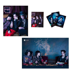 Palaye Royale on Alternative Press Magazine Issue 357 Side B Collection