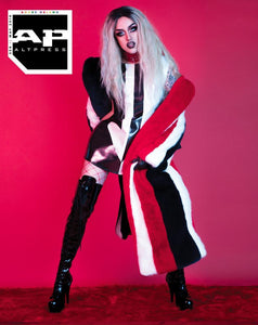 Adore Delano on Alternative Press Magazine Issue 358