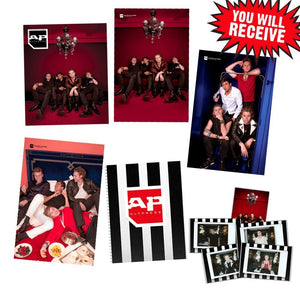 5 Seconds of Summer on Alternative Press Magazine Issue 360 Gold Collection