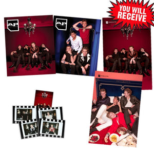 [360] 5 Seconds of Summer [5SOS] -AP Silver Collection Bundle Alternative Press