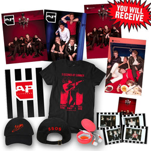 [360] 5 Seconds of Summer [5SOS] - AP Youngblood Collection Bundle Alternative Press