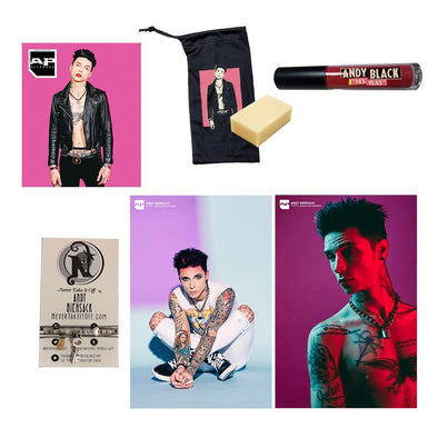 Andy Biersack *PREORDER* Gold Bundle - 361