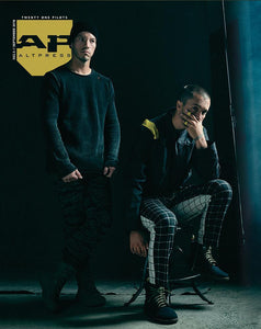 Twenty One Pilots on Alternative Press Magazine Issue 362 Version 3