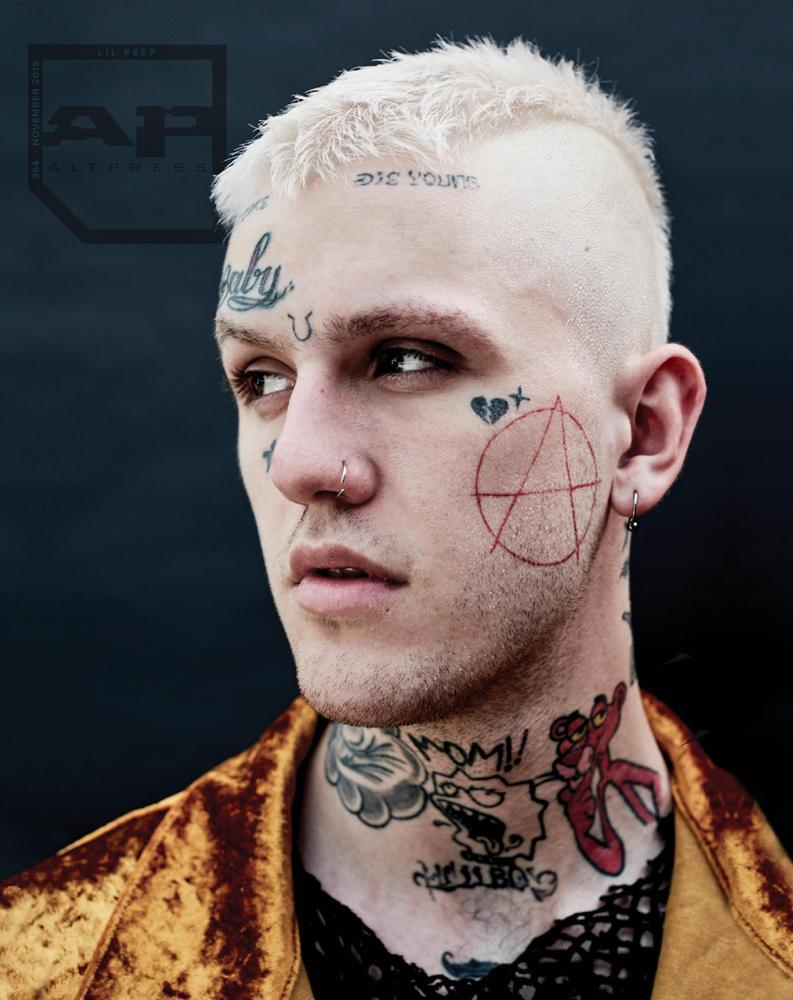 Alternative Press Magazines [364] - Lil Peep Tribute Issue - Solo Rider