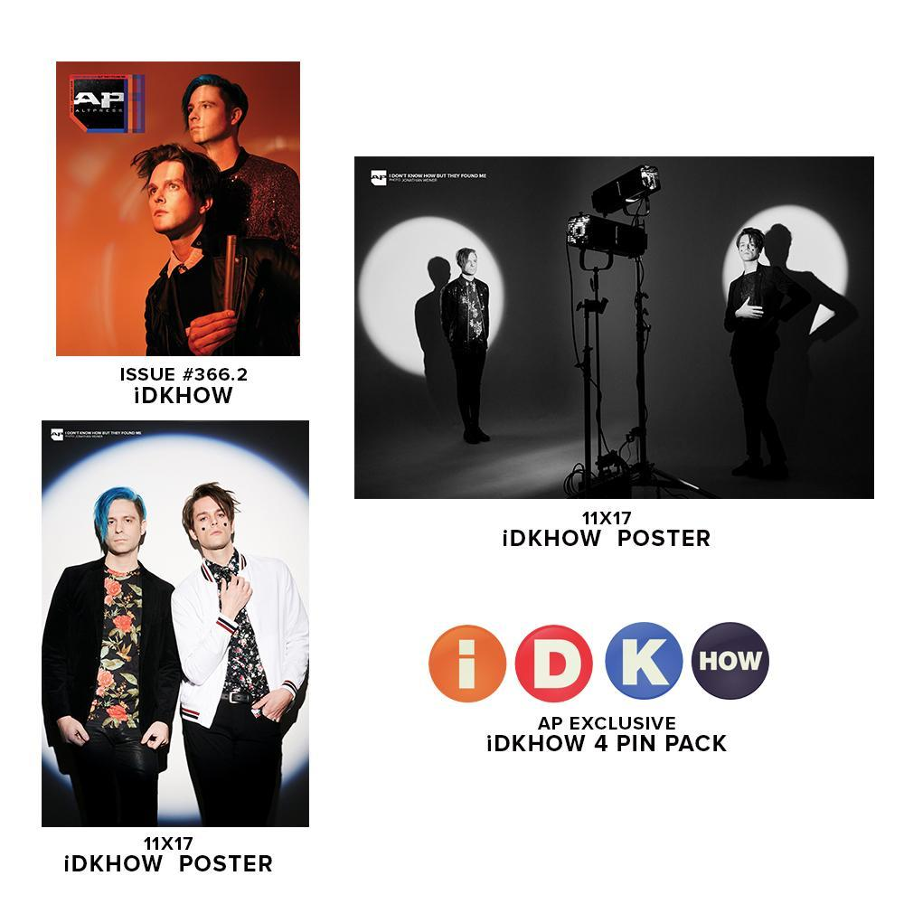 Alternative Press Bundle iDKHOW - AP Silver Collection - 366