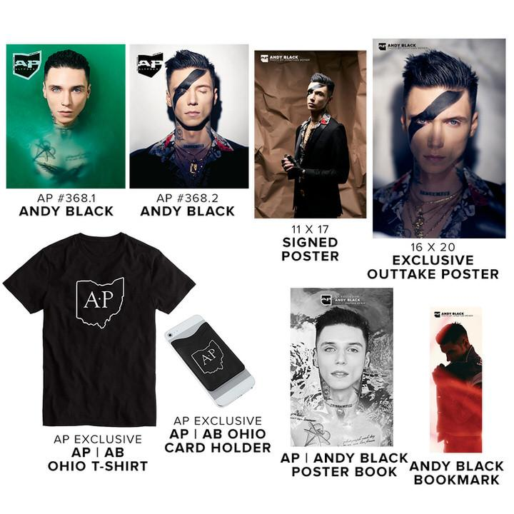 Andy Black - AP Ghost Collection - 368