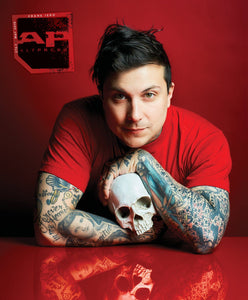 [370.1] - FRANK IERO - Single Issue *PREORDER* New Gen Magazine Alternative Press