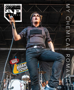Alternative Press Magazine Vans Warped Tour Complete History Single Issue 372 Version 2