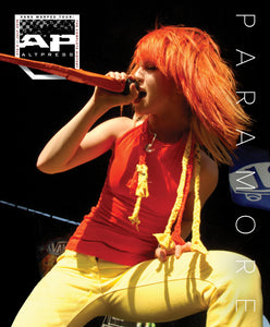 Paramore - Vans Warped Tour - Single Magazine Issue 372.3 *PREORDER* New Gen Magazine Alternative Press