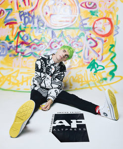 Awsten Knight - AltPress Magazine Issue 373 Version 3 *PREORDER* New Gen Magazine Alternative Press