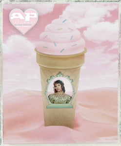 Melanie Martinez on Alternative Press Magazine Issue 375 Version 2