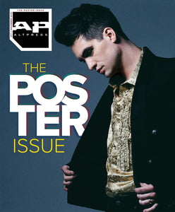 The Poster Issue Featuring Brendon Urie - Alternative Press Magazine Issue 377 New Gen Magazine Alternative Press