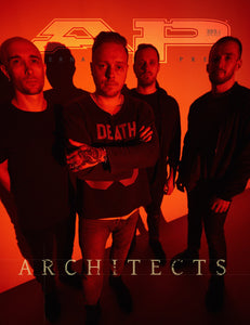 Architects - Alternative Press Magazine Issue 393 April 2021 - Version 2 New Gen Magazine Alternative Press