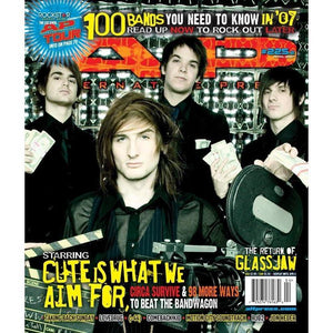 [225.2] Cute Is What We Aim For Magazines Alternative Press