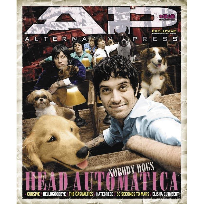 218 Head Automatica - Subscriber Cover