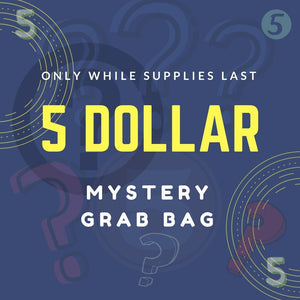 Mystery - GRAB BAG [$5] Mystery Packs Alternative Press