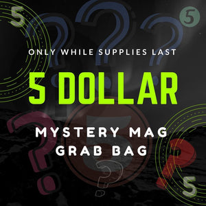 Mystery - MAG GRAB BAG [$5] Mystery Packs Alternative Press
