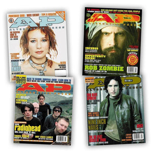 90's Throwback Magazine Collection Magazines Alternative Press