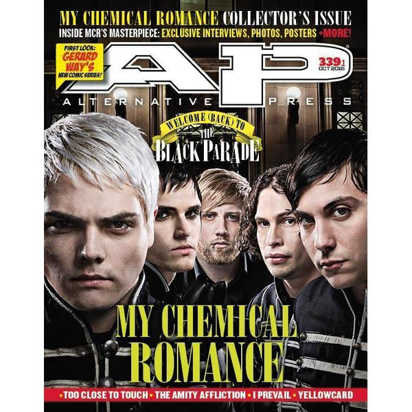 339.1 My Chemical Romance
