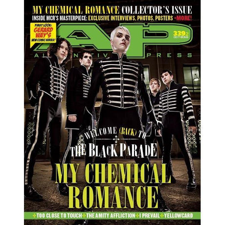 339.2 My Chemical Romance