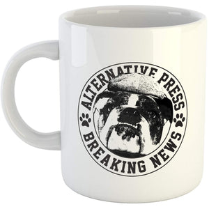 Breaking News Mug Accessories Alternative Press