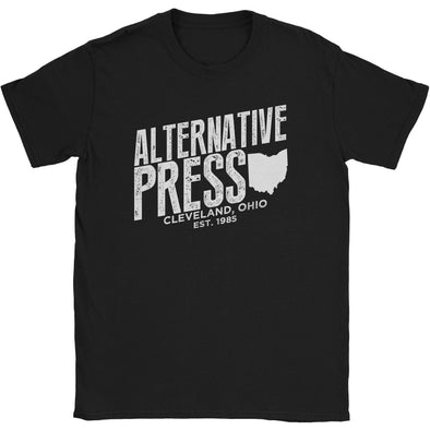The Derek TShirt by Alt Press - Alternative Press Est. 1985 in Cleveland, Ohio